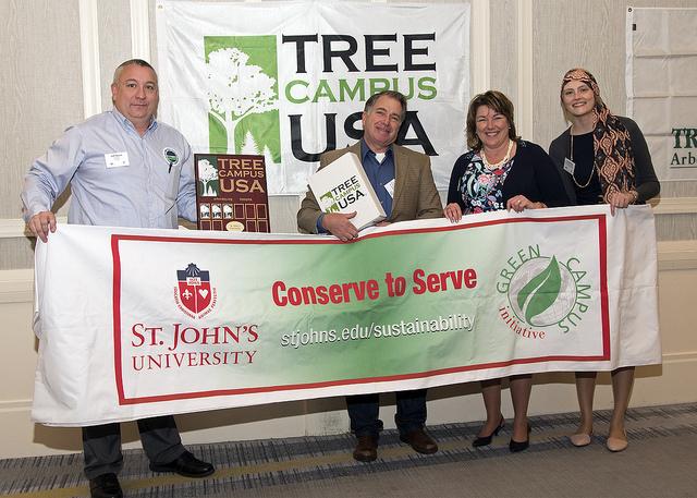 St John's Tree Campus USA 5th year
