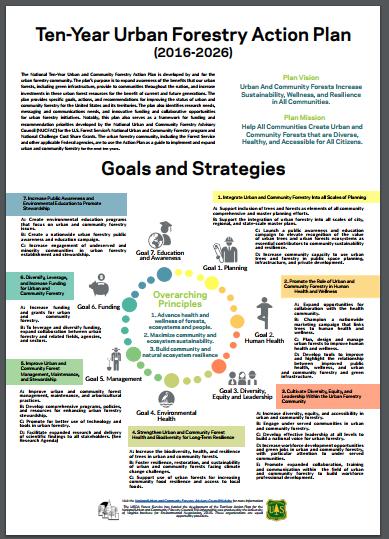 Ten year plan summary page